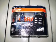 Лампочка (+110%)  h4 60/55w Night Breaker OSRAM
